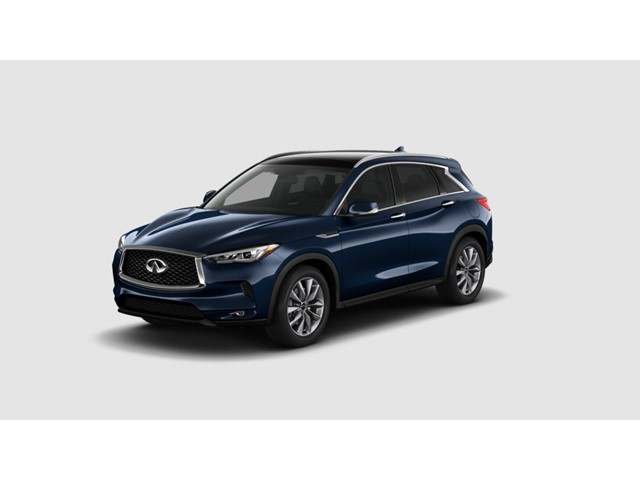 2021 INFINITI QX50 LUXE LUXE FWD Intercooled Turbo Premium Unleaded I-4 2.0 L/121 [9]