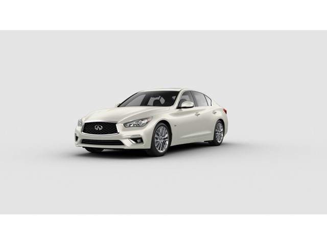 2018 INFINITI Q50 3.0t LUXE 3.0t LUXE AWD Twin Turbo Premium Unleaded V-6 3.0 L/183 [6]