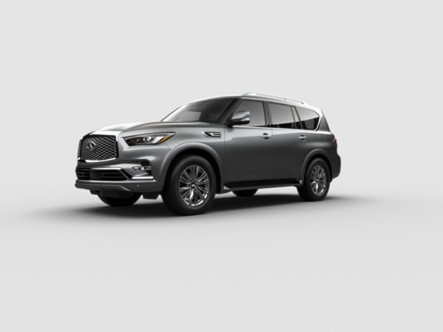 2021 INFINITI QX80 LUXE LUXE AWD Premium Unleaded V-8 5.6 L/339 [5]