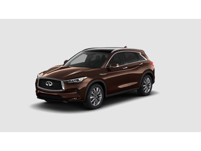 2020 INFINITI QX50 LUXE LUXE FWD Intercooled Turbo Premium Unleaded I-4 2.0 L/121 [7]
