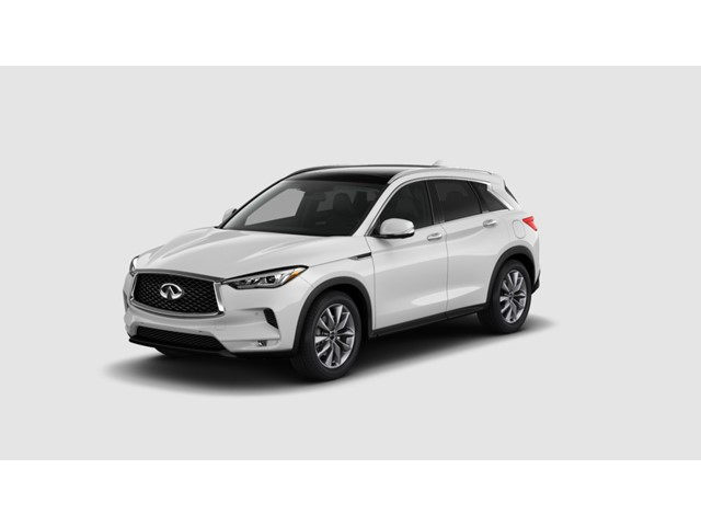 2021 INFINITI QX50 ESSENTIAL ESSENTIAL AWD Intercooled Turbo Premium Unleaded I-4 2.0 L/121 [8]