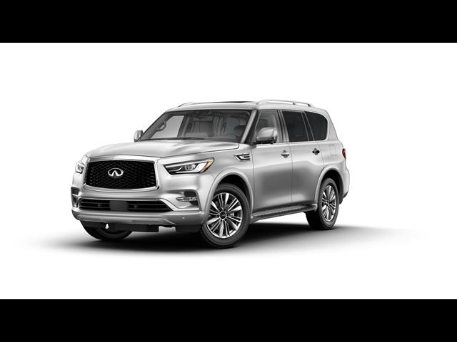 2022 INFINITI QX80 LUXE LUXE AWD Premium Unleaded V-8 5.6 L/339 [31]