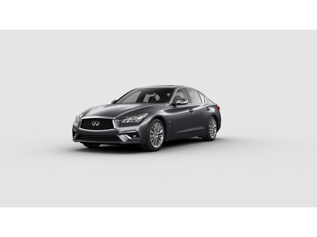 2019 INFINITI Q50 3.0t LUXE 3.0t LUXE AWD Twin Turbo Premium Unleaded V-6 3.0 L/183 [4]