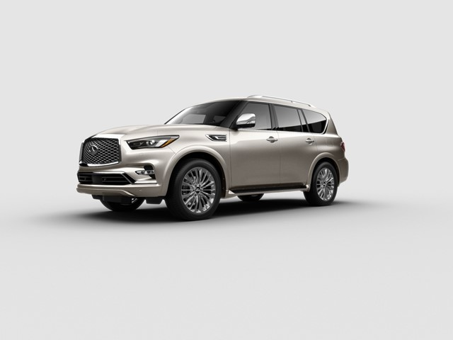 2021 INFINITI QX80 SENSORY SENSORY AWD Premium Unleaded V-8 5.6 L/339 [9]