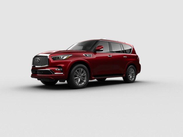 2021 INFINITI QX80 LUXE LUXE AWD Premium Unleaded V-8 5.6 L/339 [8]