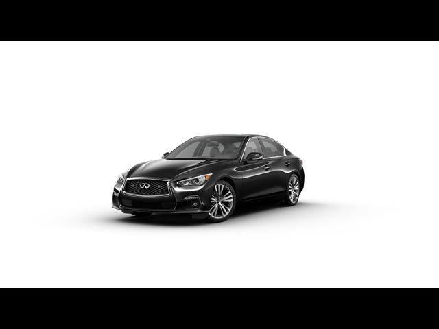 2021 INFINITI Q50 3.0t SENSORY 3.0t SENSORY RWD Twin Turbo Premium Unleaded V-6 3.0 L/183 [17]