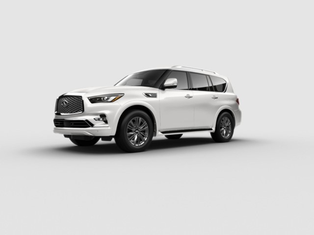 2021 INFINITI QX80 LUXE LUXE RWD Premium Unleaded V-8 5.6 L/339 [2]