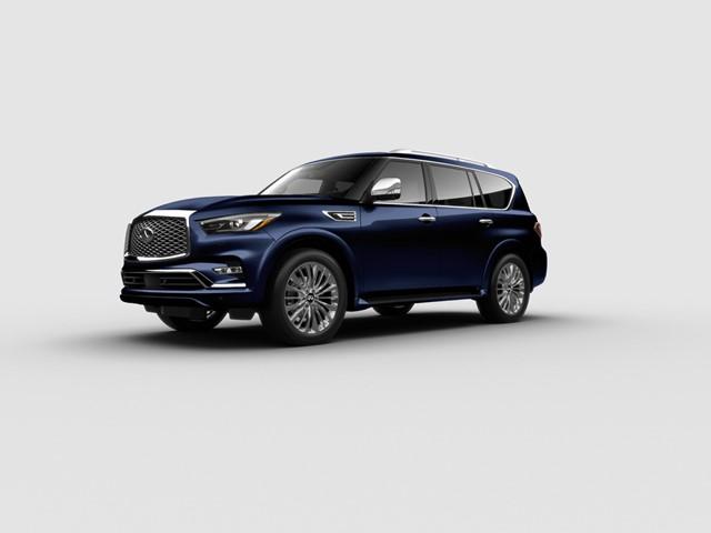 2021 INFINITI QX80 SENSORY SENSORY AWD Premium Unleaded V-8 5.6 L/339 [8]