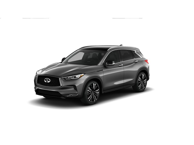 2021 INFINITI QX50 LUXE LUXE AWD Intercooled Turbo Premium Unleaded I-4 2.0 L/121 [4]