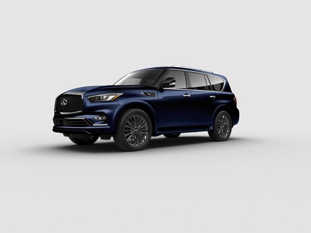 2021 INFINITI QX80 PREMIUM SELECT PREMIUM SELECT AWD Premium Unleaded V-8 5.6 L/339 [1]