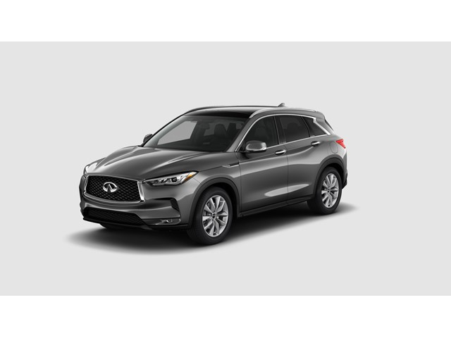 2019 INFINITI QX50 LUXE LUXE FWD Intercooled Turbo Premium Unleaded I-4 2.0 L/121 [14]
