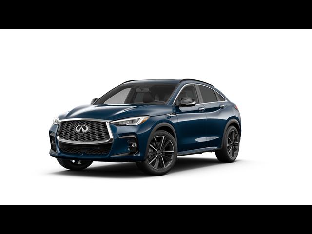 2022 INFINITI QX55 ESSENTIAL ESSENTIAL AWD Intercooled Turbo Premium Unleaded I-4 2.0 L/120 [24]