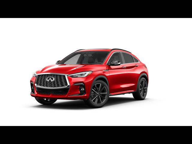 2022 INFINITI QX55 ESSENTIAL ESSENTIAL AWD Intercooled Turbo Premium Unleaded I-4 2.0 L/120 [5]