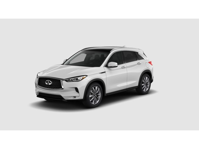 2021 INFINITI QX50 LUXE LUXE AWD Intercooled Turbo Premium Unleaded I-4 2.0 L/121 [18]