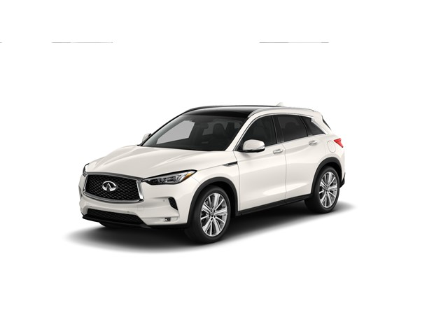 2021 INFINITI QX50 SENSORY SENSORY AWD Intercooled Turbo Premium Unleaded I-4 2.0 L/121 [13]