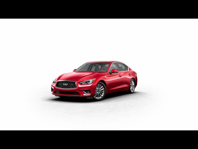 2022 INFINITI Q50 LUXE LUXE RWD Twin Turbo Premium Unleaded V-6 3.0 L/183 [2]