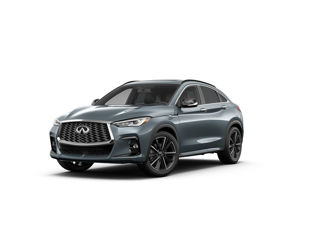 2022 INFINITI QX55 LUXE LUXE AWD Intercooled Turbo Premium Unleaded I-4 2.0 L/120 [1]