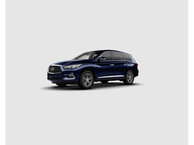 2020 INFINITI QX60 PURE PURE FWD Premium Unleaded V-6 3.5 L/213 [5]