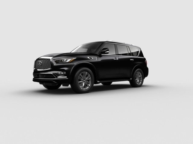 2021 INFINITI QX80 LUXE LUXE AWD Premium Unleaded V-8 5.6 L/339 [9]