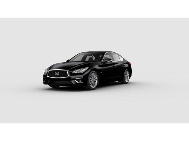 2019 INFINITI Q50 3.0t LUXE 3.0t LUXE AWD Twin Turbo Premium Unleaded V-6 3.0 L/183 [9]