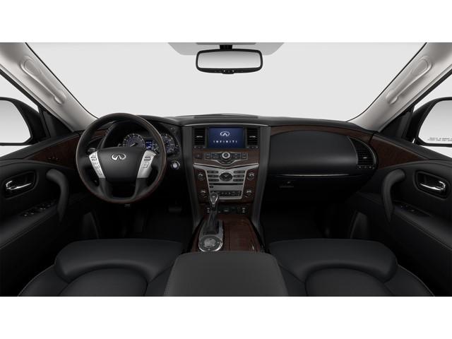 2018 INFINITI QX80 AWD 7