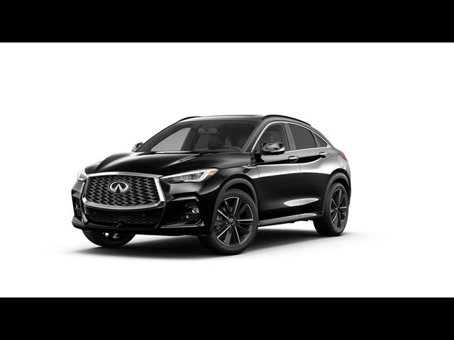 2022 INFINITI QX55 ESSENTIAL ESSENTIAL AWD Intercooled Turbo Premium Unleaded I-4 2.0 L/120 [0]