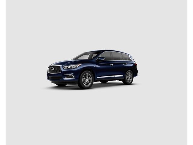 2019 INFINITI QX60 LUXE 2019.5 LUXE AWD Premium Unleaded V-6 3.5 L/213 [12]