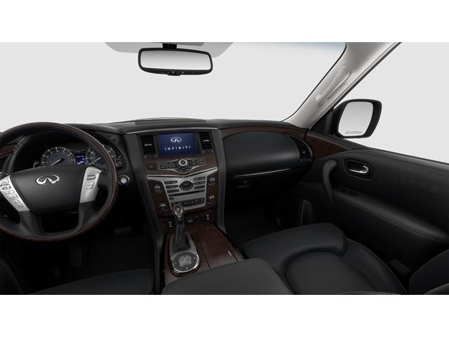 2018 INFINITI QX80 AWD 14