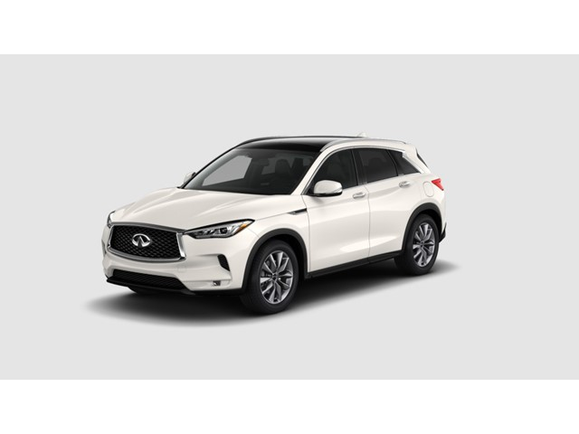2020 INFINITI QX50 LUXE LUXE AWD Intercooled Turbo Premium Unleaded I-4 2.0 L/121 [0]