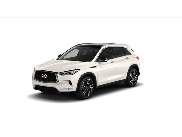 2021 INFINITI QX50 LUXE LUXE AWD Intercooled Turbo Premium Unleaded I-4 2.0 L/121 [8]