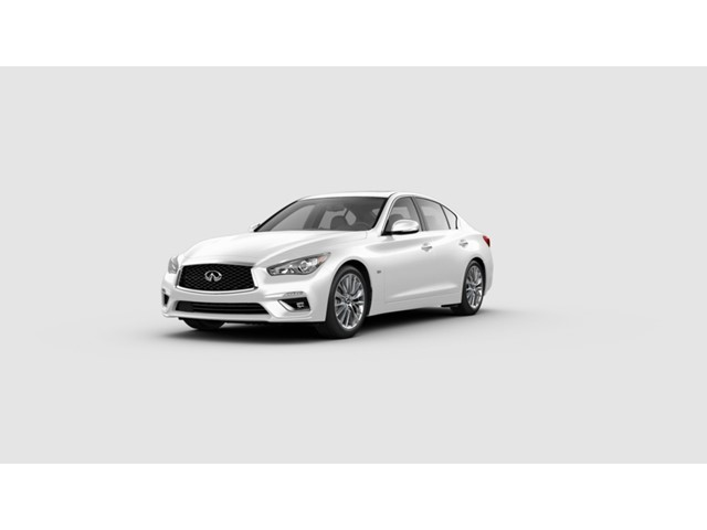 2020 INFINITI Q50 3.0t LUXE 3.0t LUXE RWD Twin Turbo Premium Unleaded V-6 3.0 L/183 [6]