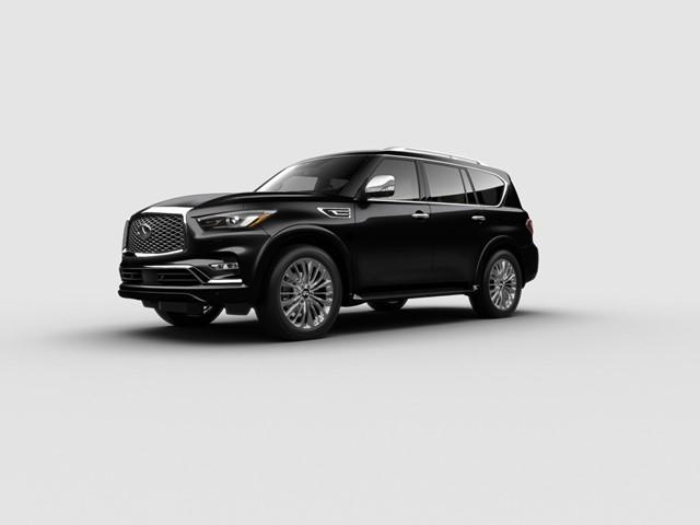 2021 INFINITI QX80 SENSORY SENSORY AWD Premium Unleaded V-8 5.6 L/339 [0]