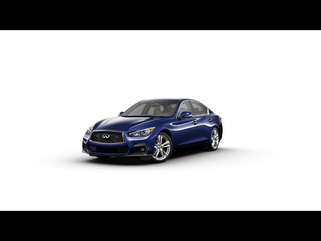 2021 INFINITI Q50 3.0t SENSORY 3.0t SENSORY RWD Twin Turbo Premium Unleaded V-6 3.0 L/183 [0]