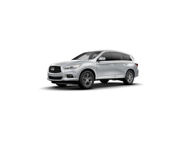 2018 INFINITI QX60 Base AWD Premium Unleaded V-6 3.5 L/213 [1]
