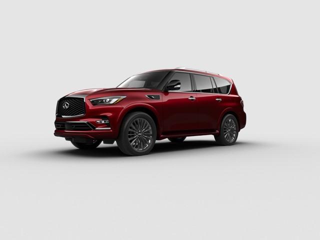 2021 INFINITI QX80 PREMIUM SELECT PREMIUM SELECT AWD Premium Unleaded V-8 5.6 L/339 [0]