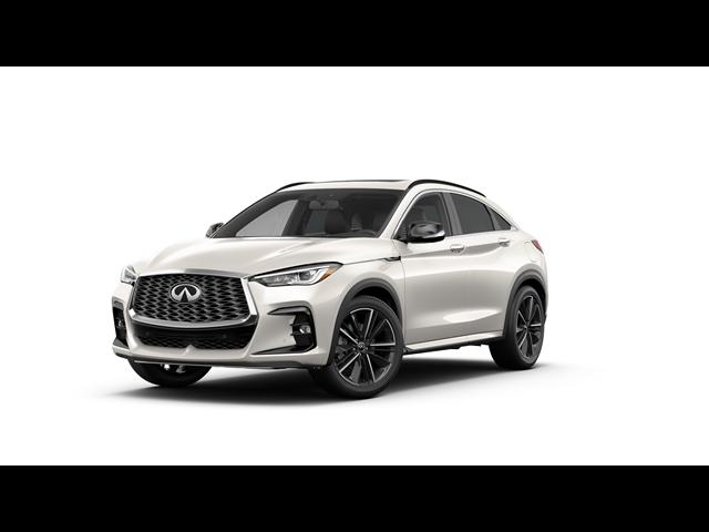 2022 INFINITI QX55 ESSENTIAL ESSENTIAL AWD Intercooled Turbo Premium Unleaded I-4 2.0 L/120 [6]