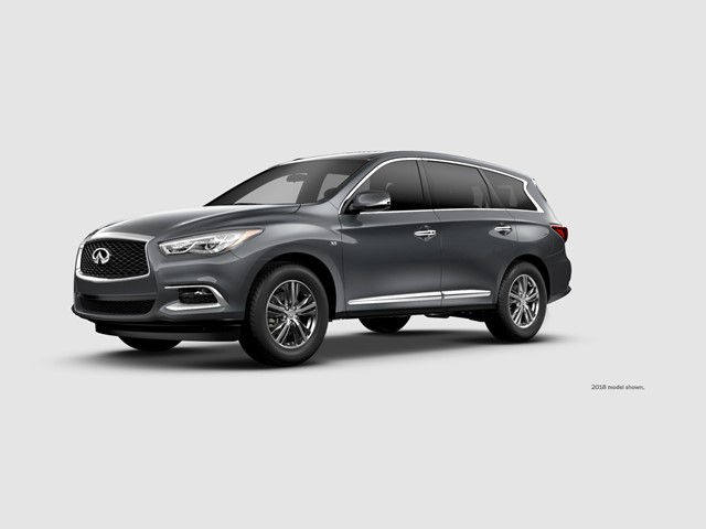 2019 INFINITI QX60 LUXE LUXE AWD Premium Unleaded V-6 3.5 L/213 [9]