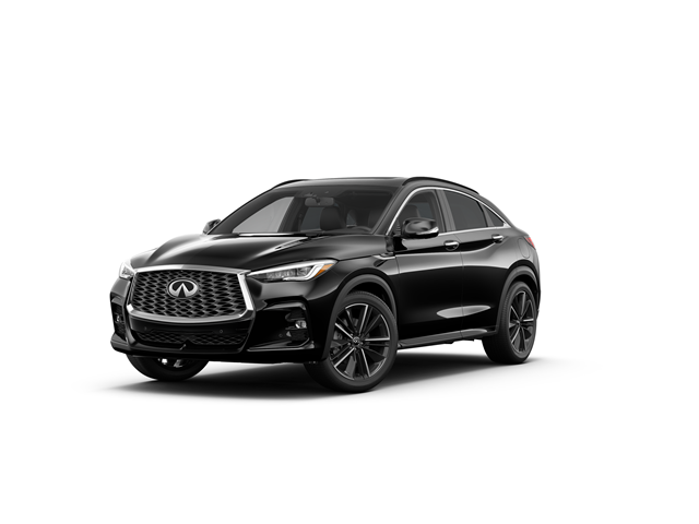 2022 INFINITI QX55 ESSENTIAL ESSENTIAL AWD Intercooled Turbo Premium Unleaded I-4 2.0 L/120 [6]