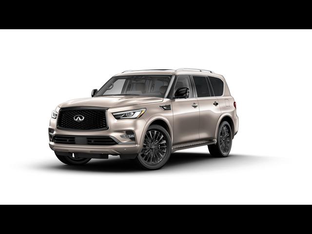 2022 INFINITI QX80 PREMIUM SELECT PREMIUM SELECT AWD Premium Unleaded V-8 5.6 L/339 [9]