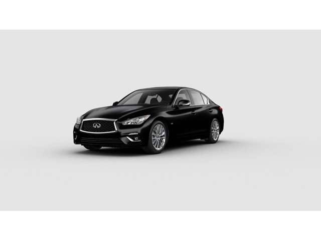 2018 INFINITI Q50 3.0t LUXE 3.0t LUXE AWD Twin Turbo Premium Unleaded V-6 3.0 L/183 [4]