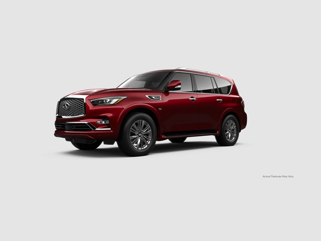 2020 INFINITI QX80 LUXE LUXE AWD Premium Unleaded V-8 5.6 L/339 [2]