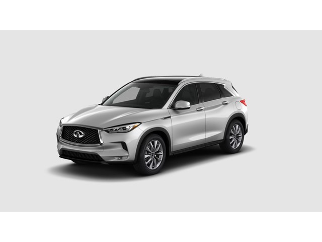 2021 INFINITI QX50 LUXE LUXE AWD Intercooled Turbo Premium Unleaded I-4 2.0 L/121 [1]