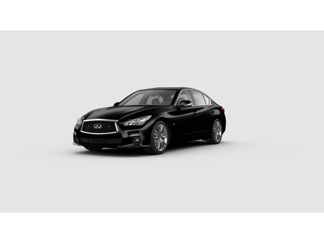 2020 INFINITI Q50 3.0t SPORT 3.0t SPORT RWD Twin Turbo Premium Unleaded V-6 3.0 L/183 [9]
