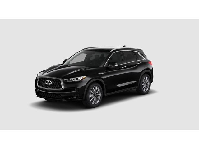 2021 INFINITI QX50 LUXE LUXE AWD Intercooled Turbo Premium Unleaded I-4 2.0 L/121 [17]