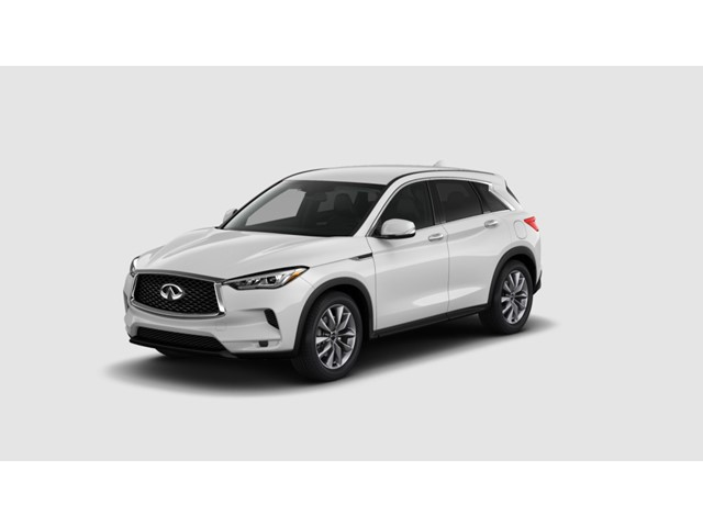 2020 INFINITI QX50 PURE PURE AWD Intercooled Turbo Premium Unleaded I-4 2.0 L/121 [2]
