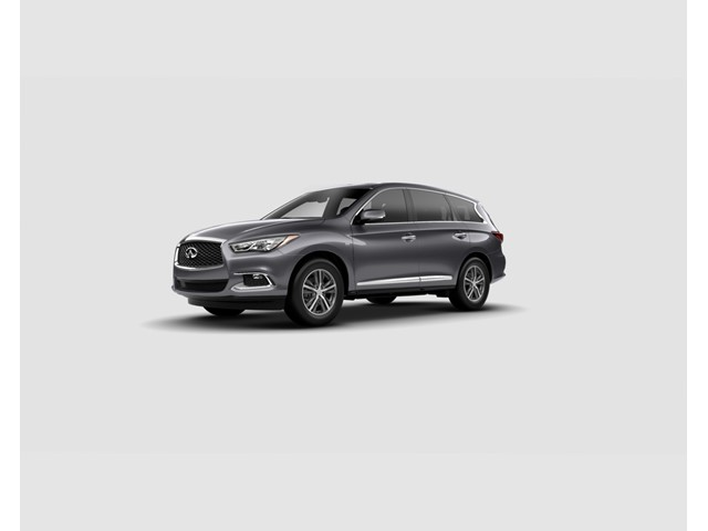 2020 INFINITI QX60 PURE PURE FWD Premium Unleaded V-6 3.5 L/213 [0]