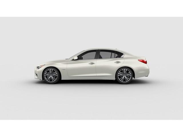 2018 INFINITI Q50 Hybrid LUXE 6