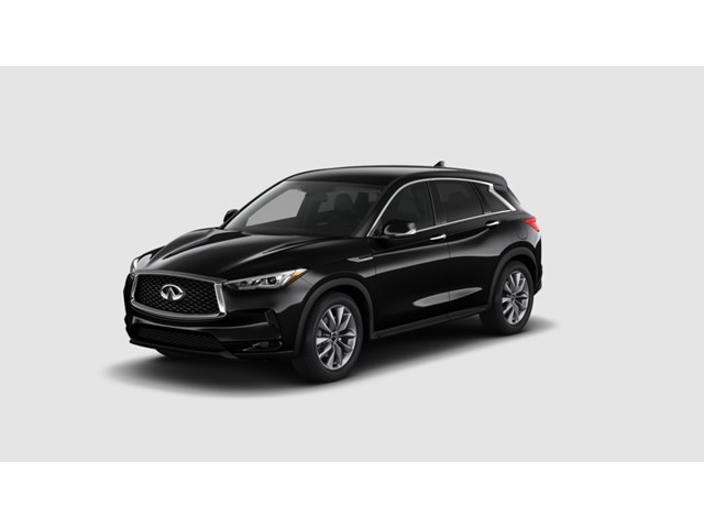 2021 INFINITI QX50 PURE PURE AWD Intercooled Turbo Premium Unleaded I-4 2.0 L/121 [0]