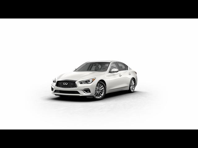 2022 INFINITI Q50 LUXE LUXE RWD Twin Turbo Premium Unleaded V-6 3.0 L/183 [4]