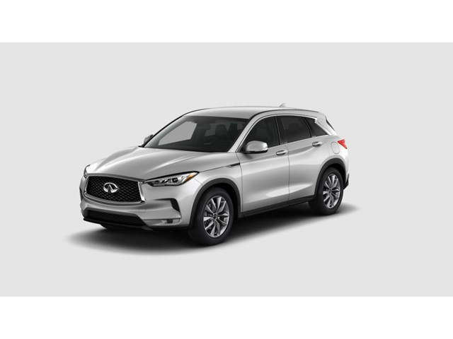 2021 INFINITI QX50 PURE PURE AWD Intercooled Turbo Premium Unleaded I-4 2.0 L/121 [7]